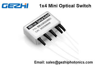 چین Similar Aglitron LightBend Mini 1x4 OptoMechanical Fiber optical Switch تامین کننده