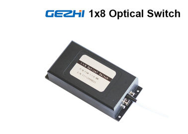 چین 1x8 Fiber Optical Switch Multi Channel Single Mode , Fiber Optic Switch Module کارخانه