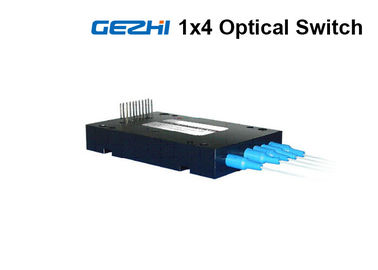 چین 1x4 Multi Channel Micro Optical Switches Latching For OADM Networking کارخانه