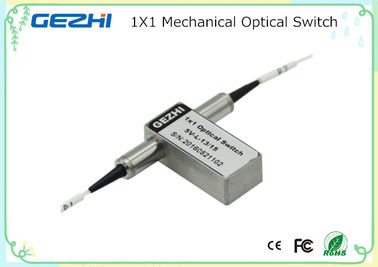 چین Micro 1x1 Mechanical Optical Switches 850nm or 1260~1650nm configurable OADM کارخانه